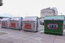 eec8ac426 Resíduos recicláveis  basicamente todos os materiais feitos de plástico