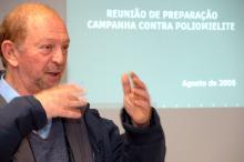 Moacyr Scliar, que também era médico, foi parceiro da prefeitura em diversas campanhas