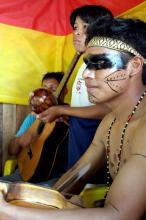 Índios são pauta de reunião no Paço Municipal