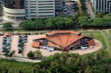 Centro Cultural está localizado no Parque Maurício Sirotsky Sobrinho