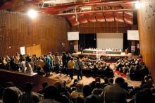 Plenária teve 526 inscritos