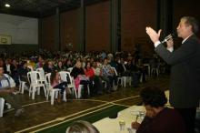 Fortunati anunciou licitação para Centro de Convivência de Idosos