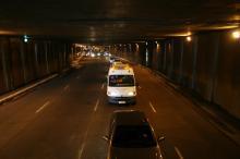 Obras de recuperação do Túnel da Conceição começam dia 9 de outubro