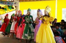 Cultura negra mobilizou estudantes da instituição