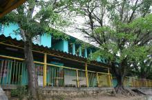 Escola São Pedro fica na região que tem a maior incidência de Aids na Capital