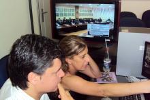Teleconferência encerrou série de cursos da Universidade Salesiana