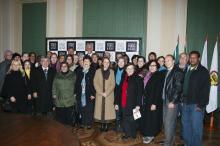 Antigos e atuais conselheiros comemoram aniversário do CME