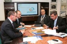Procempa firmou termo de cooperação técnica com a estatal