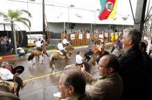 Parada tradicionalista é a principal celebração da Semana Farroupilha