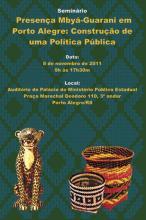 Seminário aborda cultura e política pública indígena na Capital