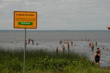Praias estão liberadas aos banhistas neste fim de semana