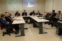 Audiência pública foi realizada em dez reuniões