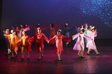 Mais de 200 bailarinos se apresentarão semana que vem no Theatro São Pedro