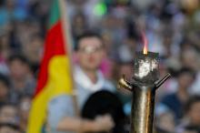 Abertura será em 7 de setembro, com a chegada da chama crioula