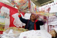 Cerca de 200 expositores de cinco países mostram seu trabalho na feira