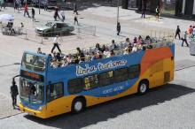 Linha Turismo circulará normalmente nos roteiros Centro e zona Sul