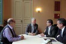 Prefeito elogiou a iniciativa e destacou parceria com o poder público
