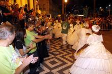Cerimônia marca abertura oficial do Carnaval de Porto Alegre