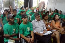 Vice-prefeito Sebastião Melo, participa de workshop sobre Programa de Inclusão Produtiva na Reciclagem
