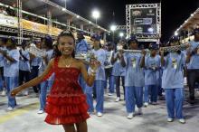 Esporte dá Samba reúne integrantes de 60 comunidades da Capital