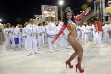 Desfiles no Porto Seco acontecem nos dias 22, 28, 1º, 2 e 3 de março