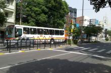 Avenida Cristóvão Colombo está entre as vias contempladas no projeto