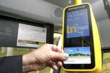 Novo sistema passa a funcionar em 403 veículos de 29 linhas da Capital