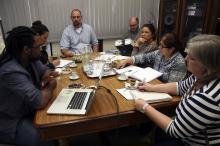 Espaço para educação alternativa foi debatido no encontro