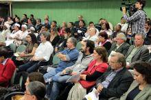 Discussões sobre o Código de Convivência envolveram cerca de 140 pessoas