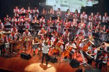 Grupo gravou DVD em junho deste ano, no Teatro Ciee