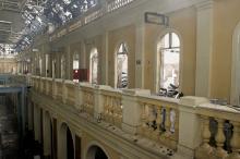Salas do Monumenta, do COP e do Observatório da Cultura foram afetadas
