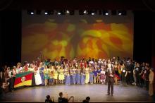 Espetáculo é promovido pela Secretaria de Educação