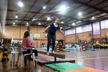 Evento teve a apresentação de mais de 91 crianças no Parque Ararigboia
