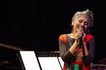 Simone Rasslan foi a grande vencedora do Açorianos de 2013