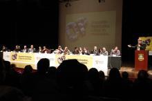 Durante a plenária, foram eleitos os representantes da temática no Conselho do OP