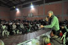Fortunati anunciou 100 vagas no curso pré-vestibular POP para os moradores