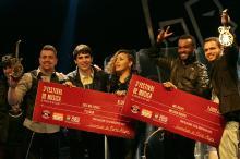 Entrega do prêmio da 3ª edição do evento reuniu mil pessoas no Opinião