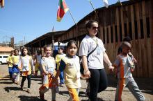 Ciranda Escolar é um projeto voltado aos estudantes de ensino fundamental