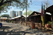 Montagem dos galpões inicia-se no dia 16 de agosto no Parque Harmonia