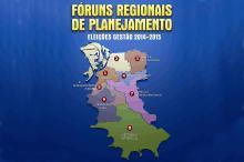 Oito regiões da cidade escolherão seus representantes