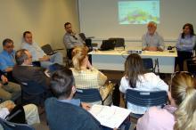Reunião da Câmara Temática de Marketing, Cultura e Eventos