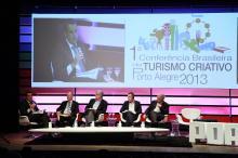 Importância da economia criativa foi discutida em painel na conferência