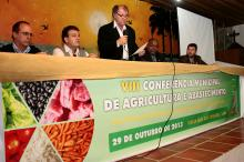 Secretário Humberto Goulart destacou necessidade de apoiar o setor primário