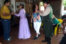 Agentes de viagem aprenderam a fazer chimarrão e danças de fandango