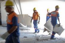 Obras do Cais Mauá começaram em 2013 e conclusão está prevista para 2015