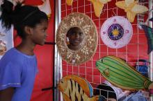 Estão programadas ações de saúde, cultura e artesanato na comunidade