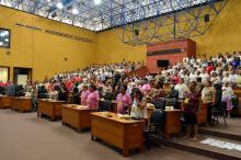 Conferência é uma realização do Conselho do Idoso e da Prefeitura