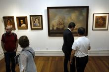 Visita à Pinacoteca Ruben Berta está no programa
