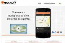 Baseado em dados oficiais públicos, Moovit pode ser acessado gratuitamente
