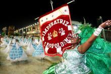 Escola de São Leopoldo abrirá o desfile de carnaval de Porto Alegre
